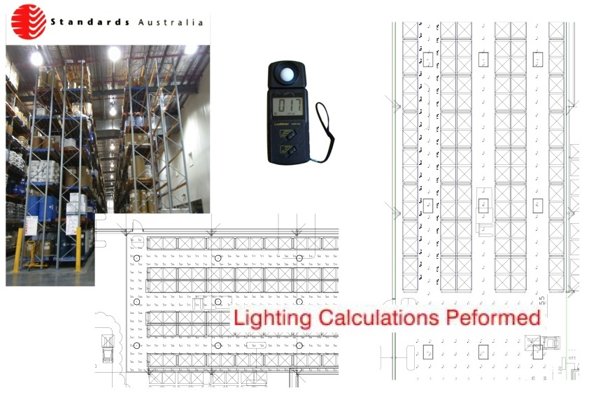 Lighting audit design