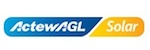 Actewagl solar logo